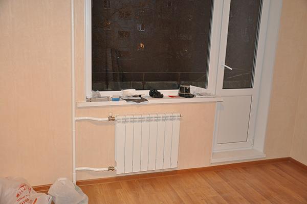 Установка радиаторов в Екатеринбурге