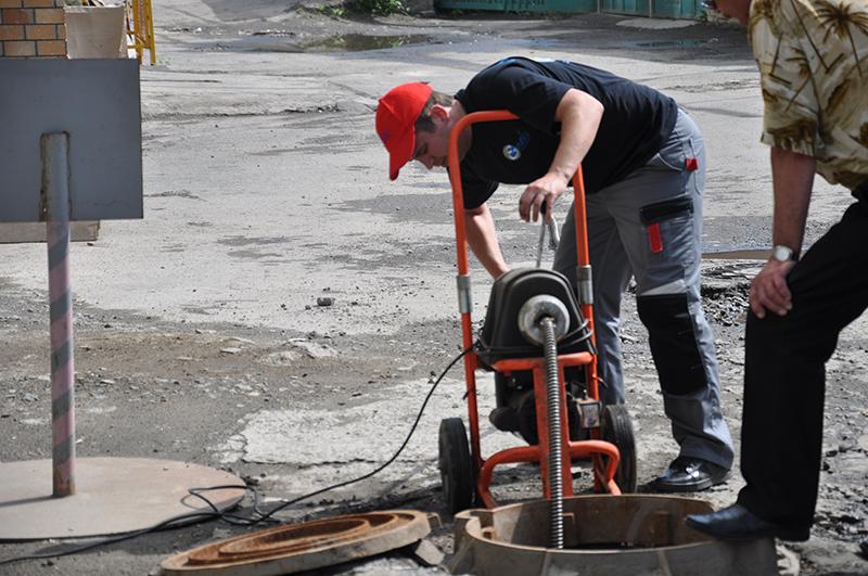 Промывка канализации в Екатеринбурге