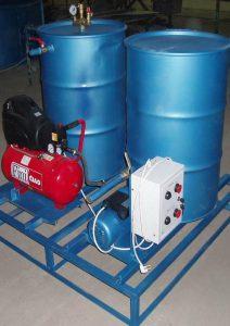 Установка для гидрохимической промывки